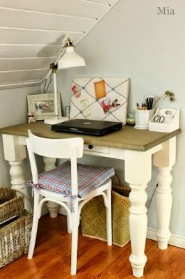 Moje biurko