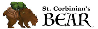 Click for the Story of St. Corbinian's Bear