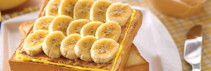 Resep Cara Membuat Roti Bakar Kacang Pisang Ala Blueband