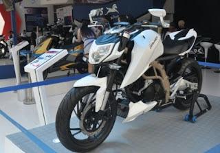 Segera Hadir Motor Kolaborasi BMW-TVS di Indonesia