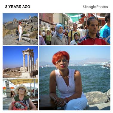 Подсетите се овог дана  Нов 8, 2008  Пергамон ...  Измир .