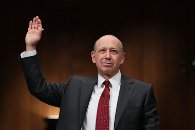 Lloyd Blankfein Goldman Sachs