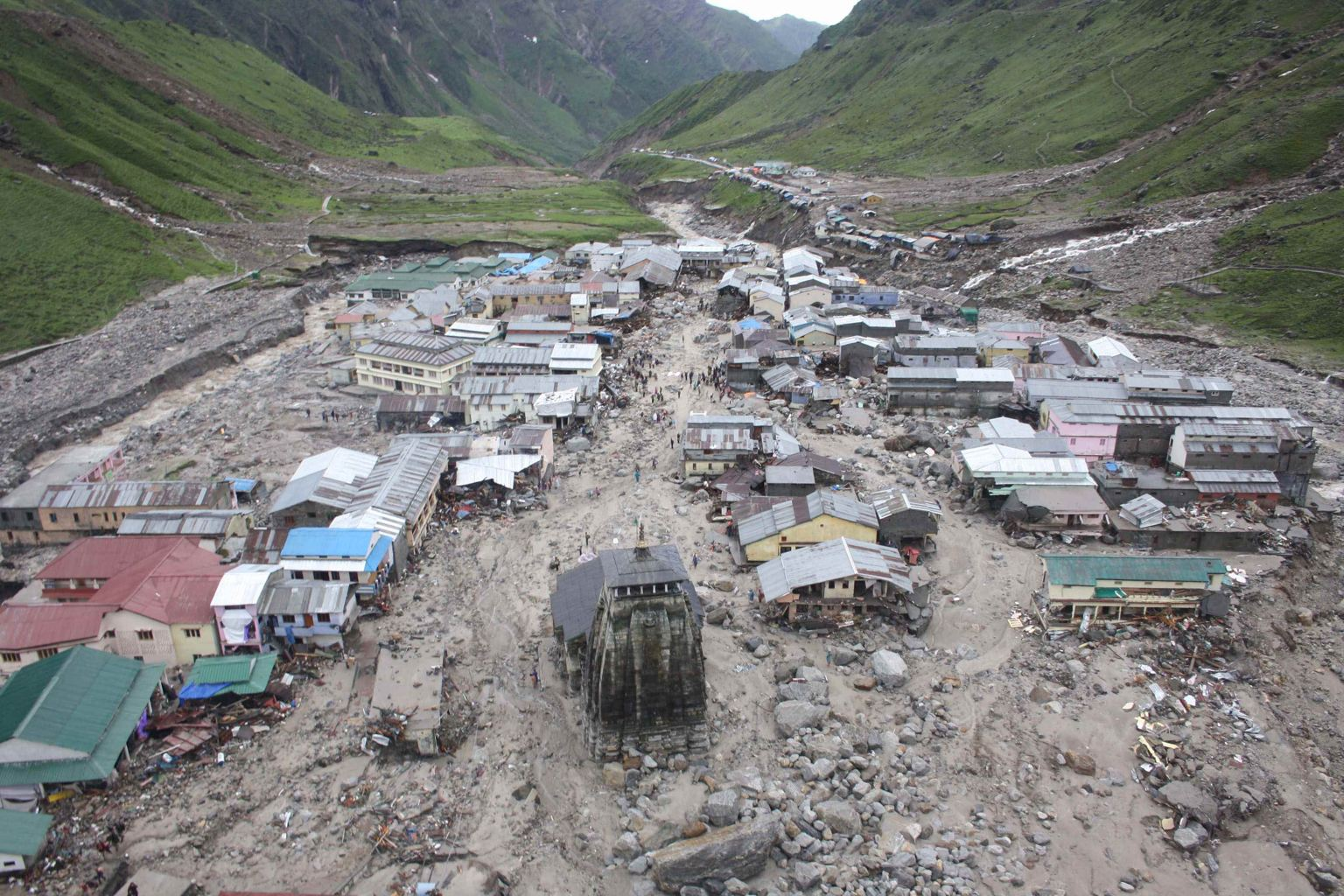 Uttarakhand and Kedarnath Flood Disaster Unseen PhotosUttarakhand Temple Map