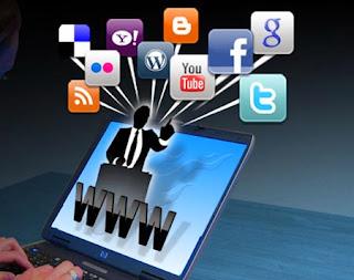 Eu, rede social