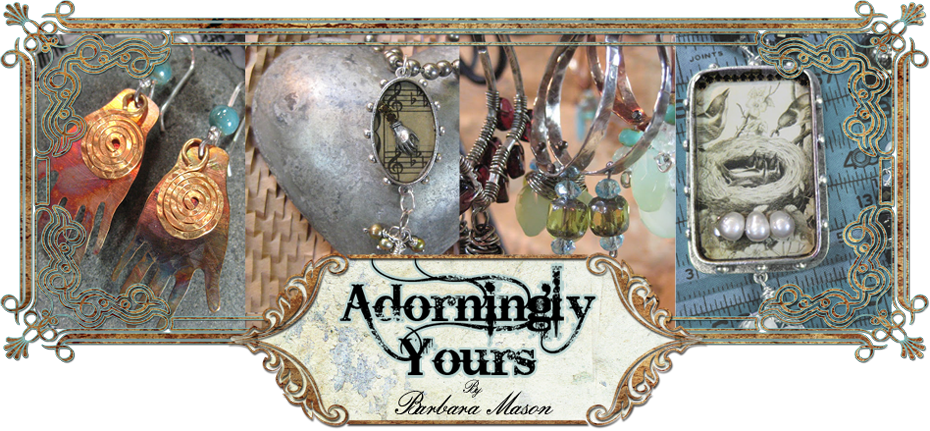 Adorningly Yours...