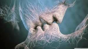 Amazing kissing