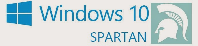 Windows 10 - SPARTAN - Technocratvilla