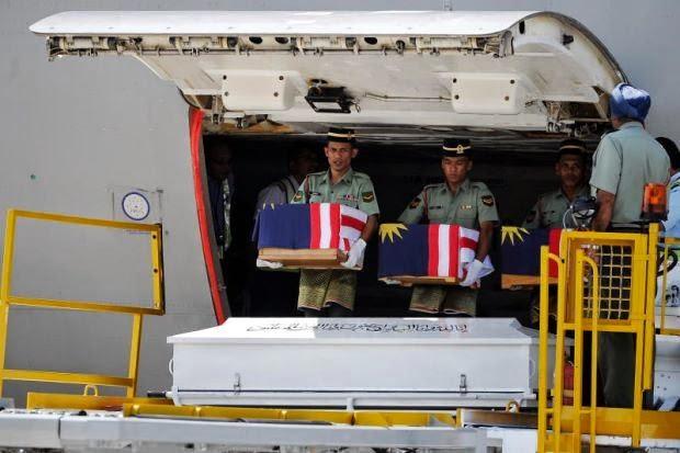 MH17 Senarai Penuh Nama 20 Jenazah Yang Dibawa Pulang Ke Malaysia