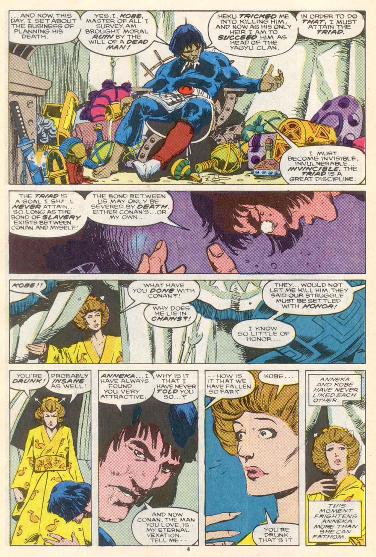 Conan the Barbarian (1970) Issue #208 #220 - English 5