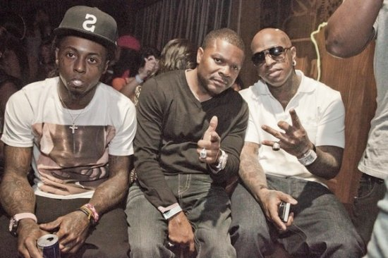 Foto do Birdman, Lil Wayne & J. Price