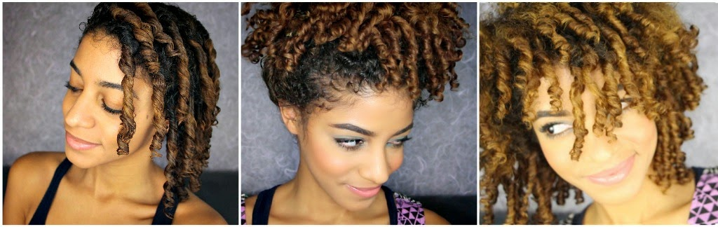 Even More Finger Coils Natural Hair Style Tutorial Curlynikki