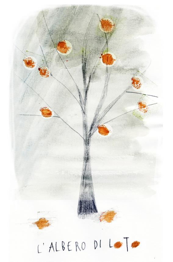 alluvione genova albero di loto