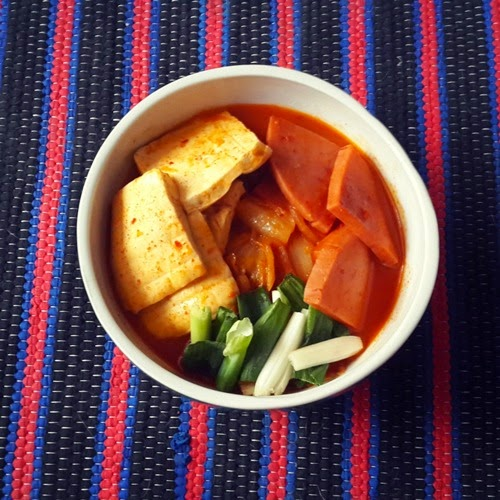 Green Kitchen Kimchi: From My Kitchen To Yours: January 2015