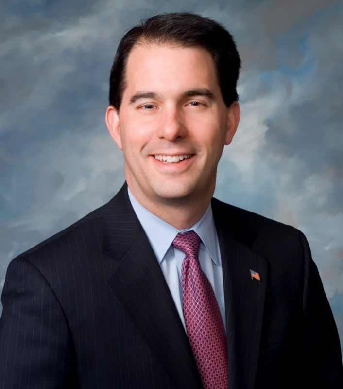 time magazine scott walker. Wisconsin Governor Scott