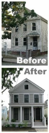Before and After Story