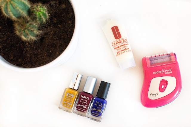 5 Tips for the perfect at home mani pedi
