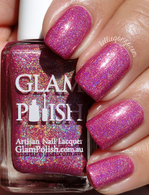 Glam Polish Heart Breaker
