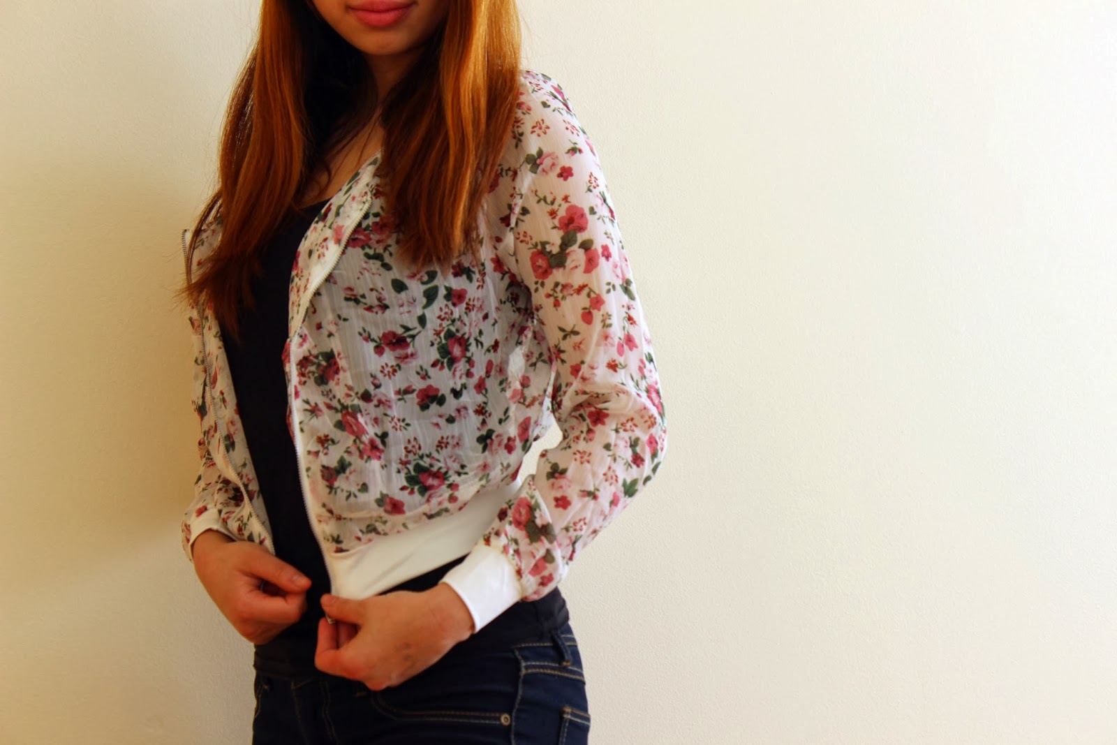 DressLily Floral Jacket Review