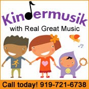 Kindermusik Real Good Music Sanford NC