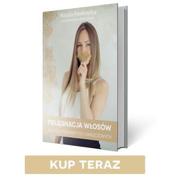 Moja książka o suchych i zniszczonych włosach
