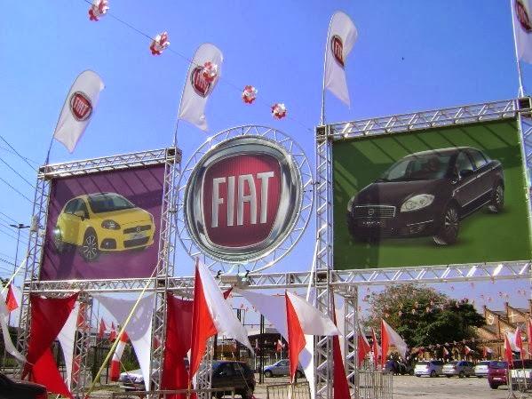 FEIRÃO FIAT RJ 2014