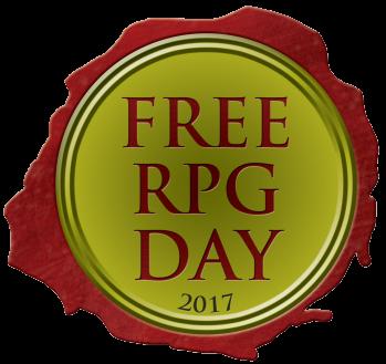 Free RPG Day 2018