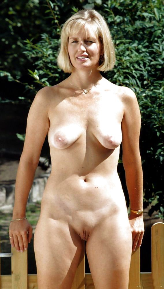 mature nudist women