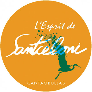 Etiqueta queso artesano L´Esprit. Blog Esteban Capdevila