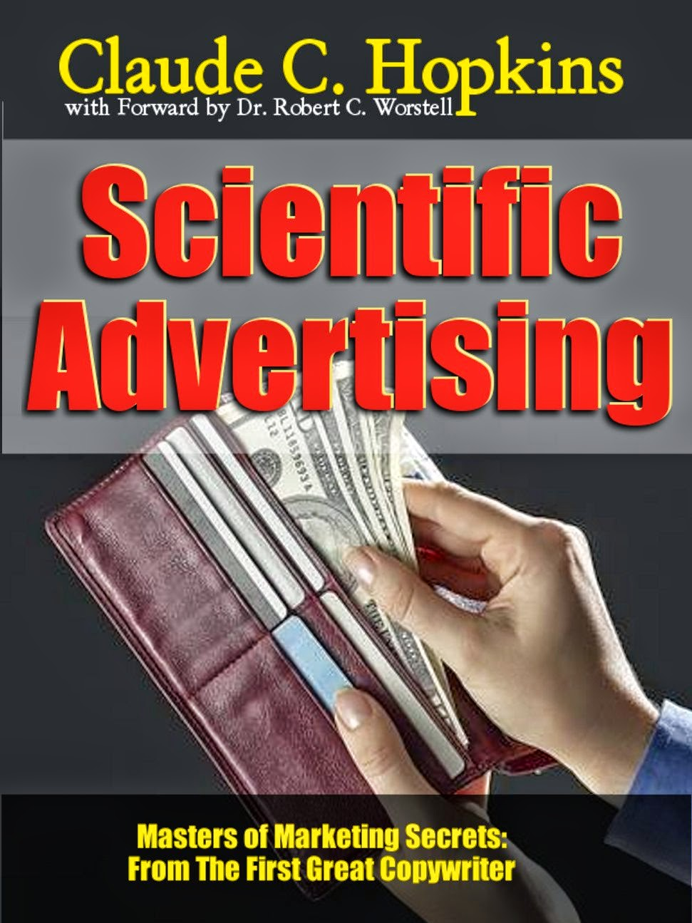 Claude Hopkins Scientific Advertising - new ebook version