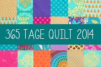 stitchydoos 365 Tage Quilt