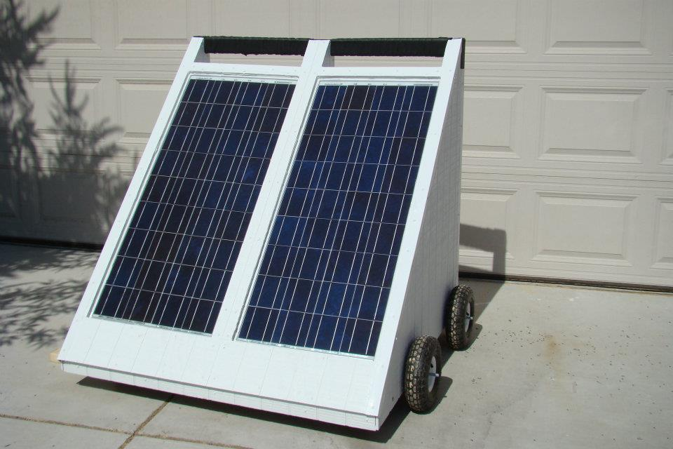 EcoV3rd3: How to Build a Portable Solar Generator