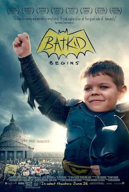 Người Dơi Nhí Xuất Hiện - Batkid Begins