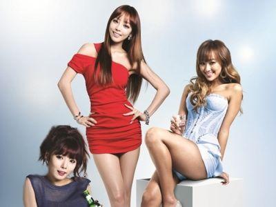 Hyuna, Hara, Hyorin