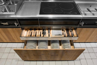 diseño de cocina italiana