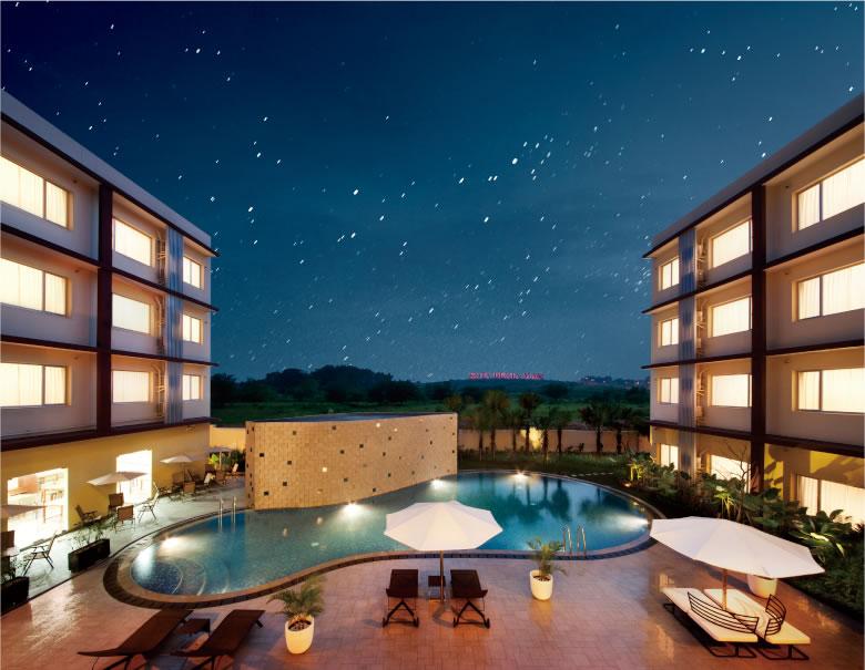 Daftar Hotel di Kota Delta Mas Cikarang