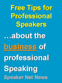 Tips for Professional Speakers