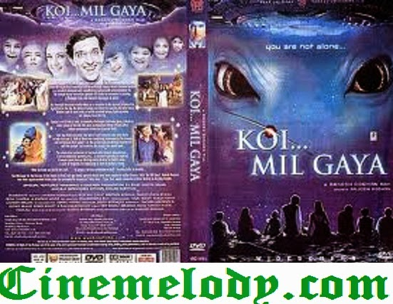 Koi Mil Gaya (2003) Hindi Mp3 Songs Free  Download