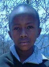 Dennis - Kenya (KE-235), Age 9