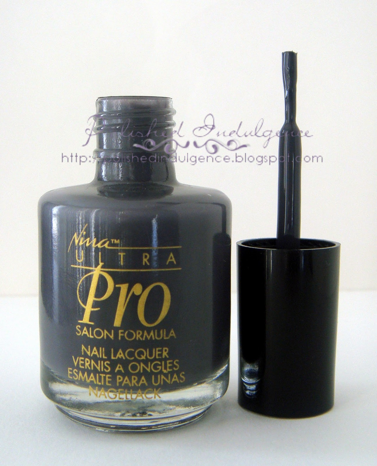 Polished Indulgence: Nina Ultra Pro Ink-ling hints at how well it ...