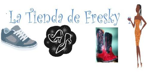 la tienda de fresky