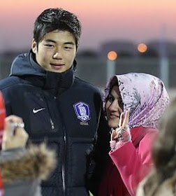 Ki Sung Yong and Me