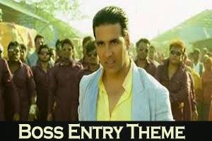 Boss Entry Theme