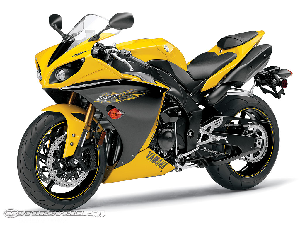 Top amazing sports bike yamaha new yzf r1 for Yamaha sport motorcycles
