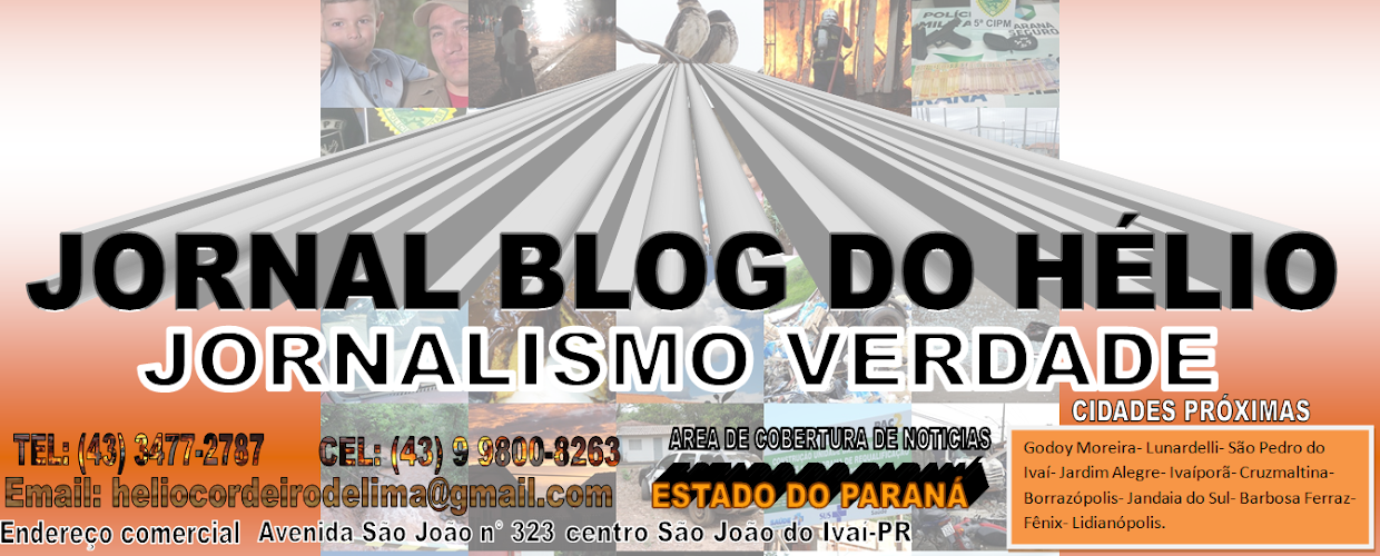 Blog do Hélio