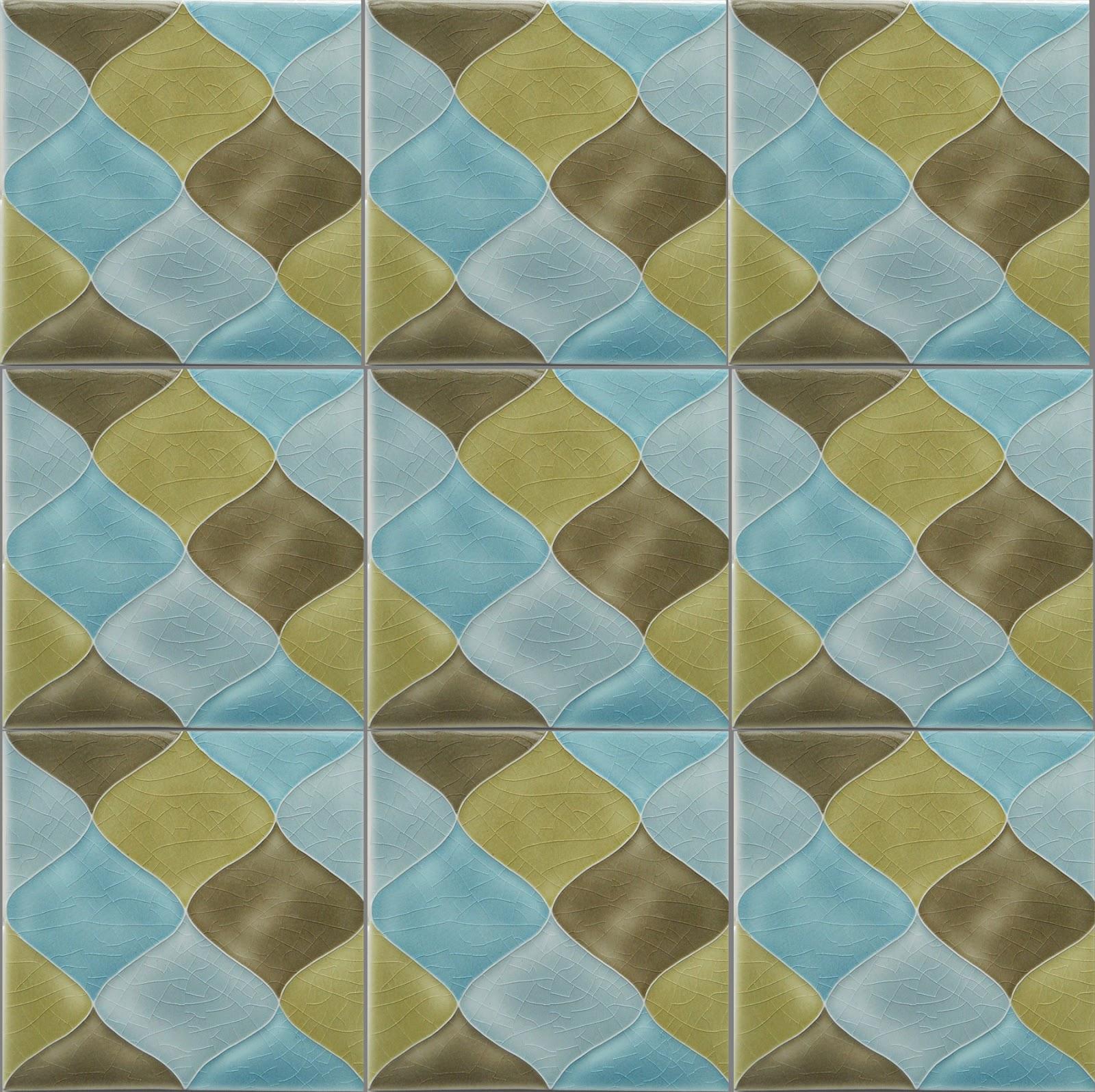 pratt and larson tile motif part 2 looking at the larger. Black Bedroom Furniture Sets. Home Design Ideas