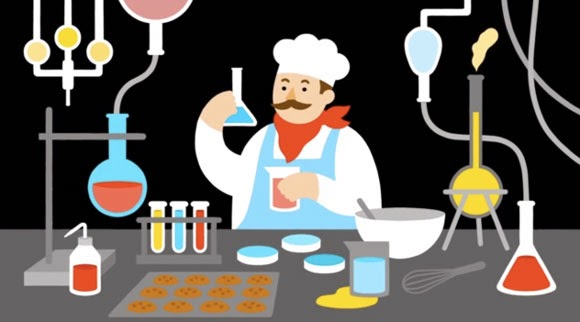 Cookie Science - Bakers Are Mad Scientists