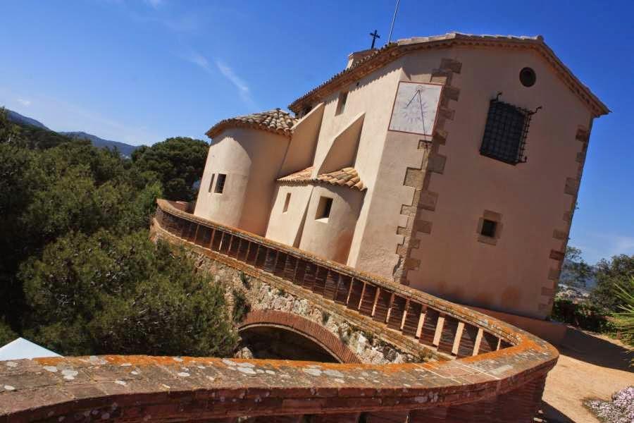 Ermita de Sant Elm in Sant Feliu de Guixols