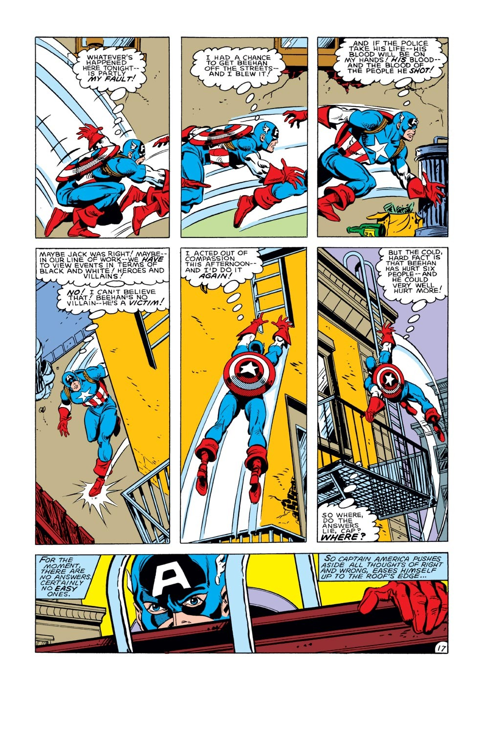 Captain America (1968) Issue #284 #200 - English 18