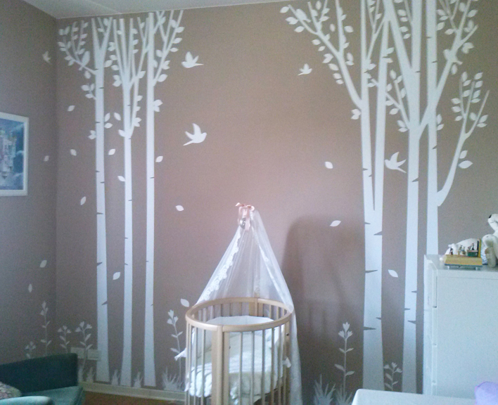 Adesivi murali ikea stickers wall sticker stickers - Decorazioni pareti ikea ...