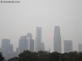Air Quality in Singapore during Haze